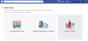 Cómo crear una Página de Facebook (Facebook Page)