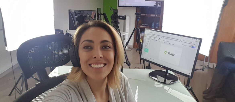 Karina Caudillo Marketing Digital Platzi