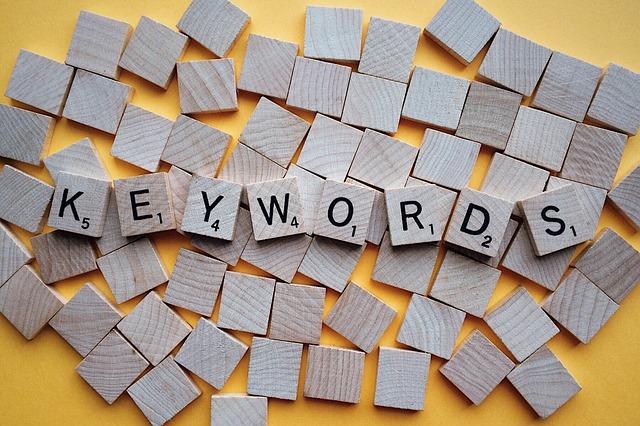 Palabras clave o keywords en marketing diigital seo