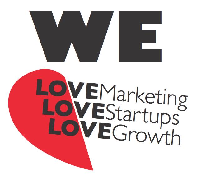 Love marketing, startups, growth
